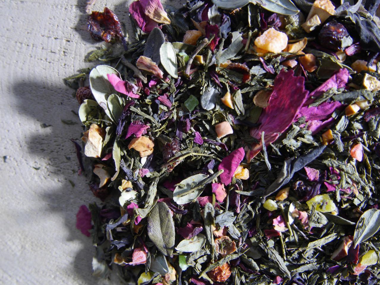 весовой чай оптом  | фото 1 из 1