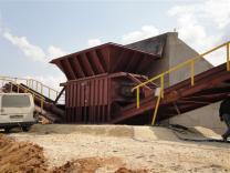 Мобильный погрузочно-складской комплекс Suptrior до 1000 тонн в час. | фото 2 из 6