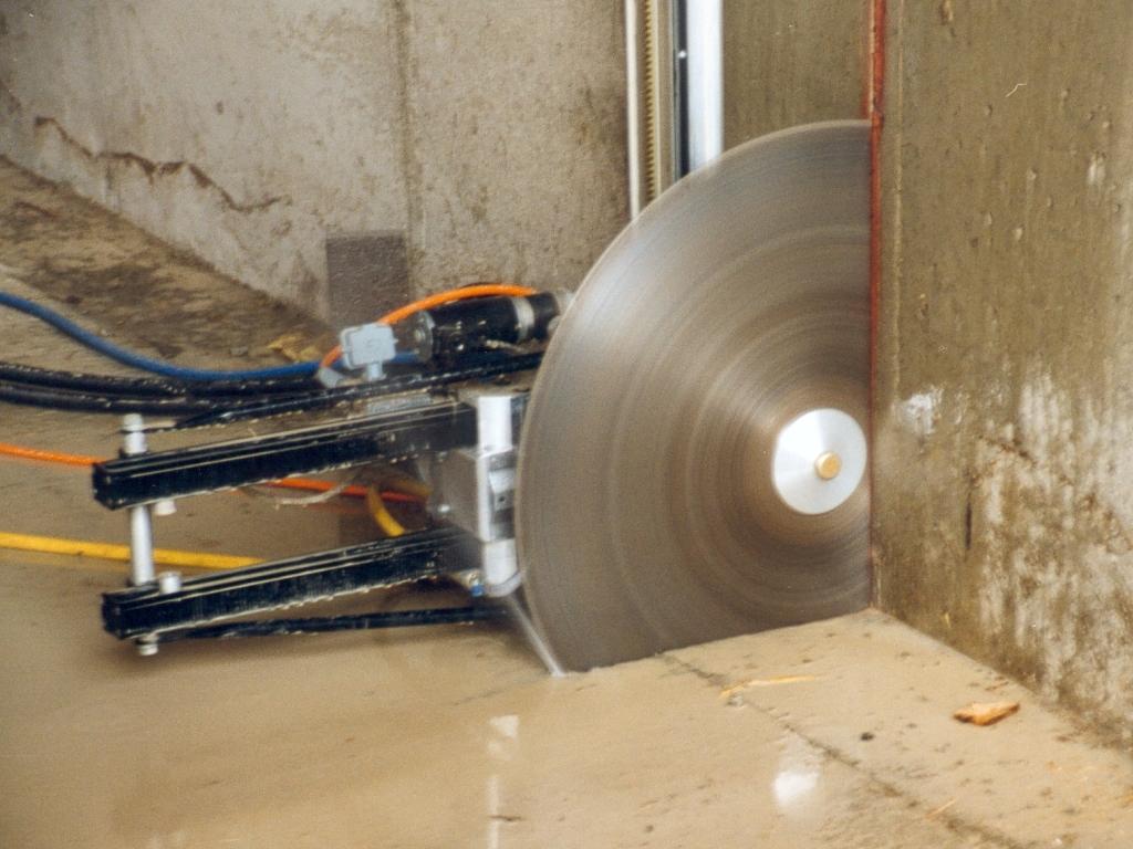Алмазное бурение и резка бетона | фото 1 из 1