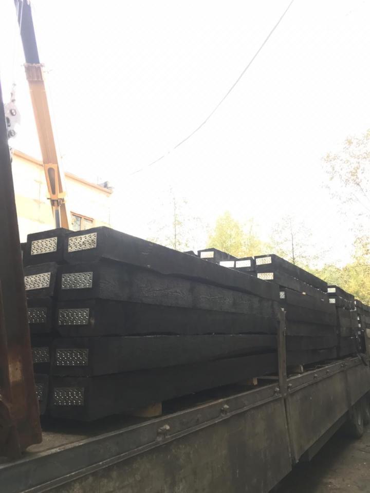 Шпала пропитанная от производителя | фото 1 из 3