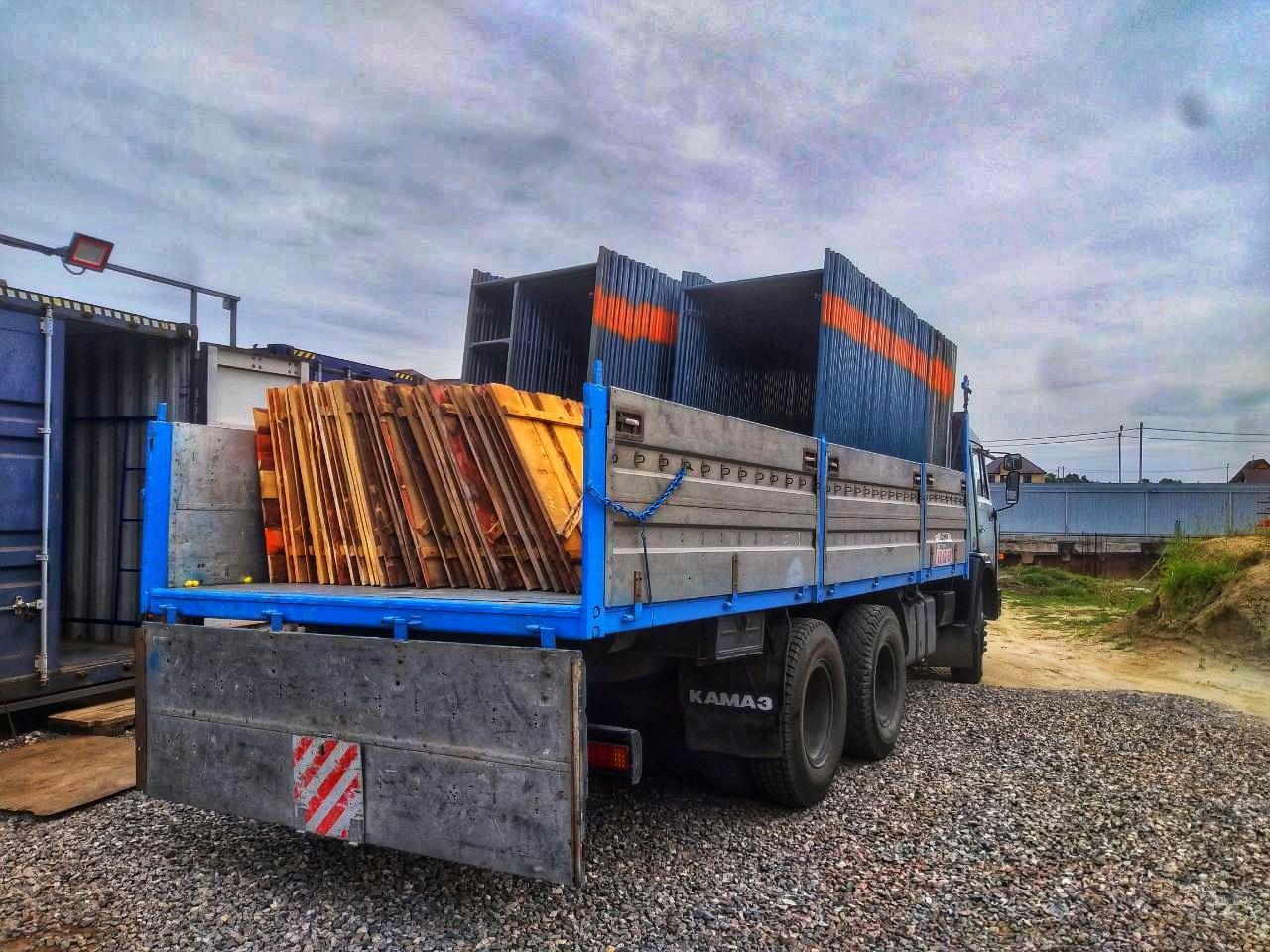 Аренда строительных лесов в Тюмени, доставка | фото 1 из 6