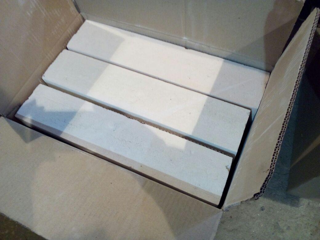 Шамотно- волокнистые плиты для футеровки печей | фото 1 из 1