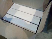 Шамотно- волокнистые плиты для футеровки печей