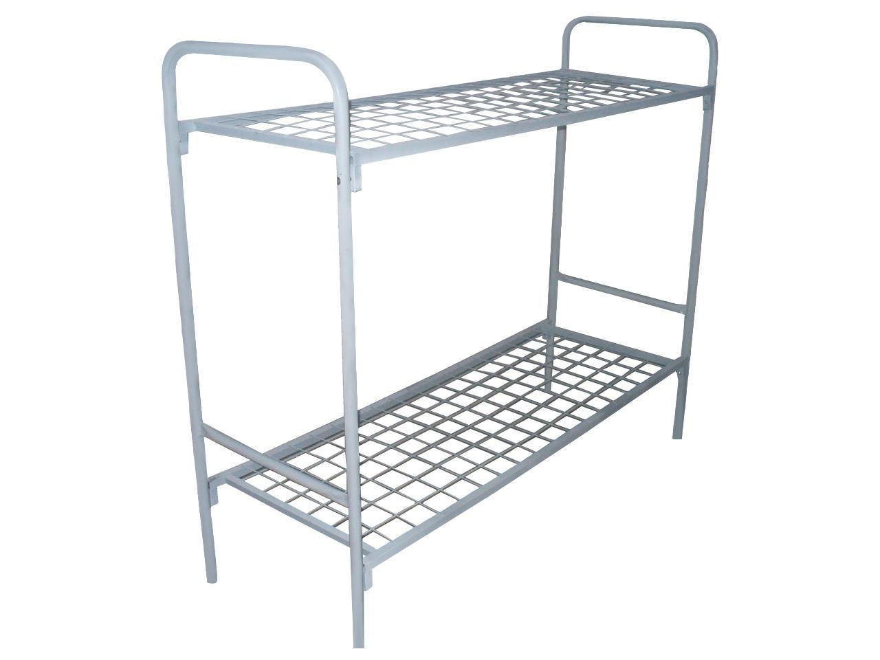 Для общежитий, армейские кровати металлические  | фото 1 из 6