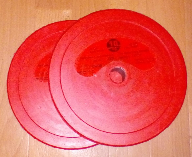Спортивные диски | фото 1 из 3