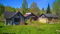Шикарный жилой хуторок на берегу водоёма близ Старого Изборска   фото 3 из 6