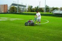 Нанесение разметка спортивной площадки | фото 3 из 3