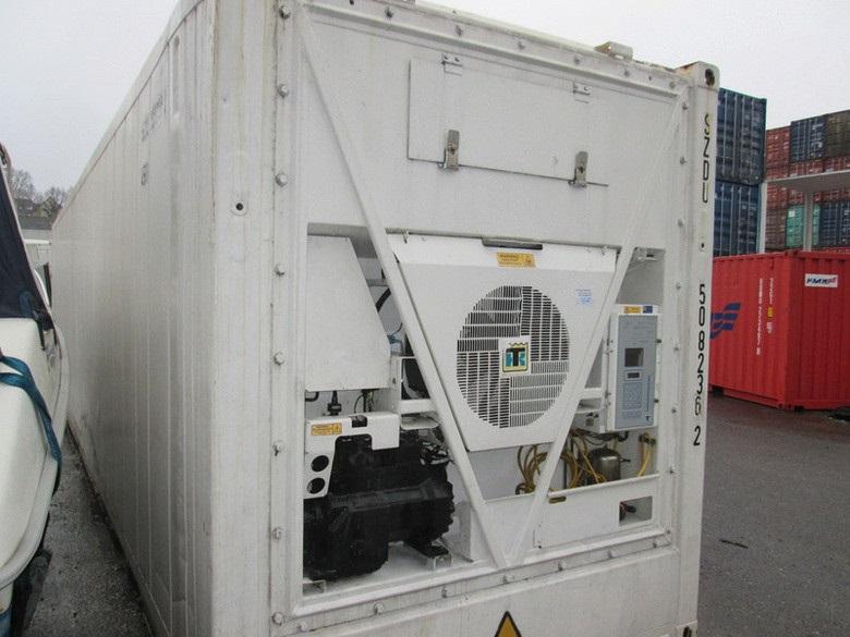 Рефконтейнеры Carrier и Thermo King, в хорошем состоянии.   фото 1 из 3