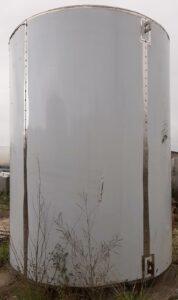 Емкость нержавеющая, объем -10 куб.м. | фото 1 из 1