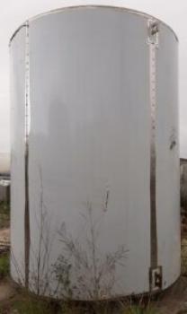 Емкость нержавеющая, объем -10 куб.м.