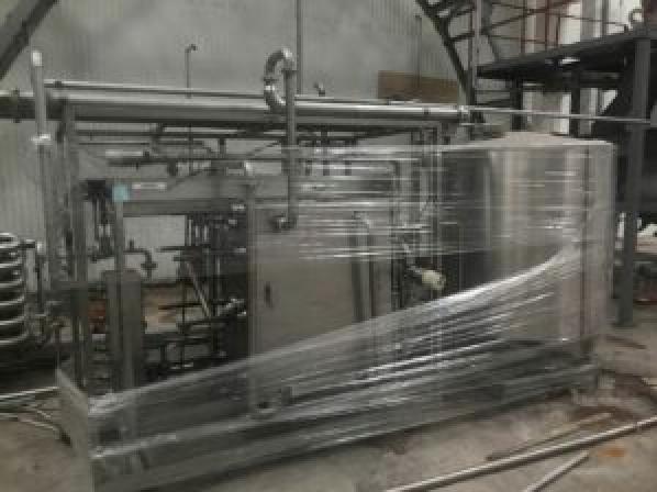 Пастеризационно-охладительная установка  | фото 1 из 1