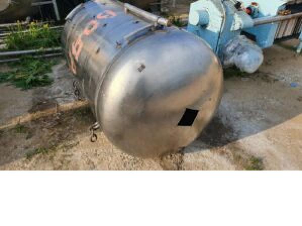 ПродаетсяЕмкость нержавеющая ТРЖК-2У,   фото 1 из 1