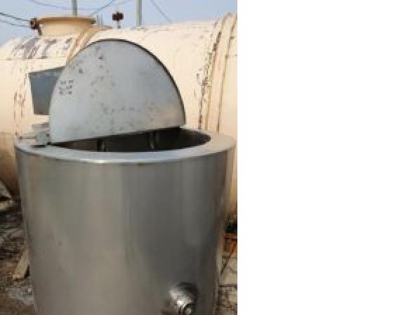 Продается Емкость нержавеющая (ОЗУ, ВДП), объем — 0,3 куб.м   фото 1 из 1