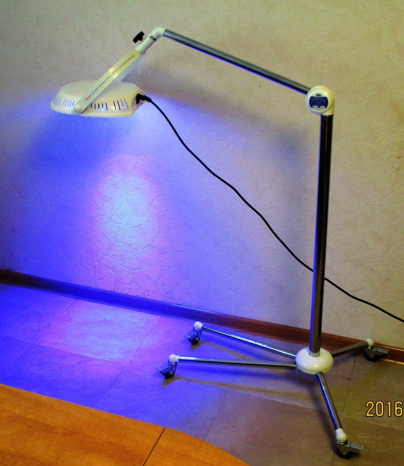 Лампа фототерапии новорожденных в аренду   фото 1 из 5