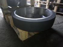 Гуммирование колес резиной и полиуретаном   фото 3 из 6