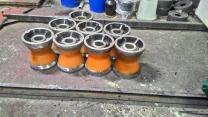 Гуммирование колес резиной и полиуретаном   фото 2 из 6
