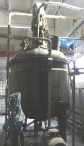 Продается Реактор нержавеющий, объем — 3,2 куб.м., | фото 1 из 1