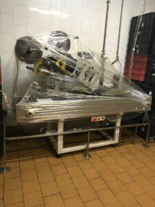 Продается Этикетировочная машина, для нанесения самоклеющихся этикеток | фото 1 из 1