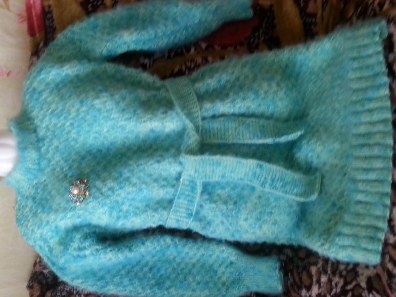 вязанное платье | фото 1 из 1