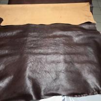 Натуральная итальянская кожа от магазина ITALPELLAMI исключительно первосортная, люкс и премиум качества.