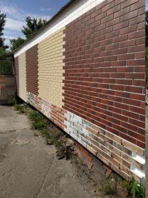 Фасадные термопанели с клинкерной плиткой   фото 2 из 4