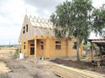 Строительство, ремонт крыши. Монтаж, замена кровельного покрытия. Красноярск   фото 3 из 6