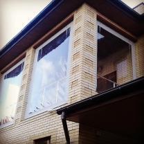 Mягкие окна для беседки, веранды, террасы   фото 2 из 6