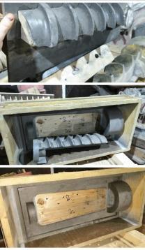 Формы для изготовления деталей для экструдераEL400;EL150H;EL220H,EL-265H, EL-500H