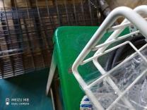 Нанесение термопластичного покрытия на металлические сетки б.