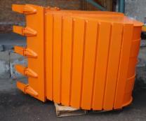 Ковш скальный Hitachi ZX330