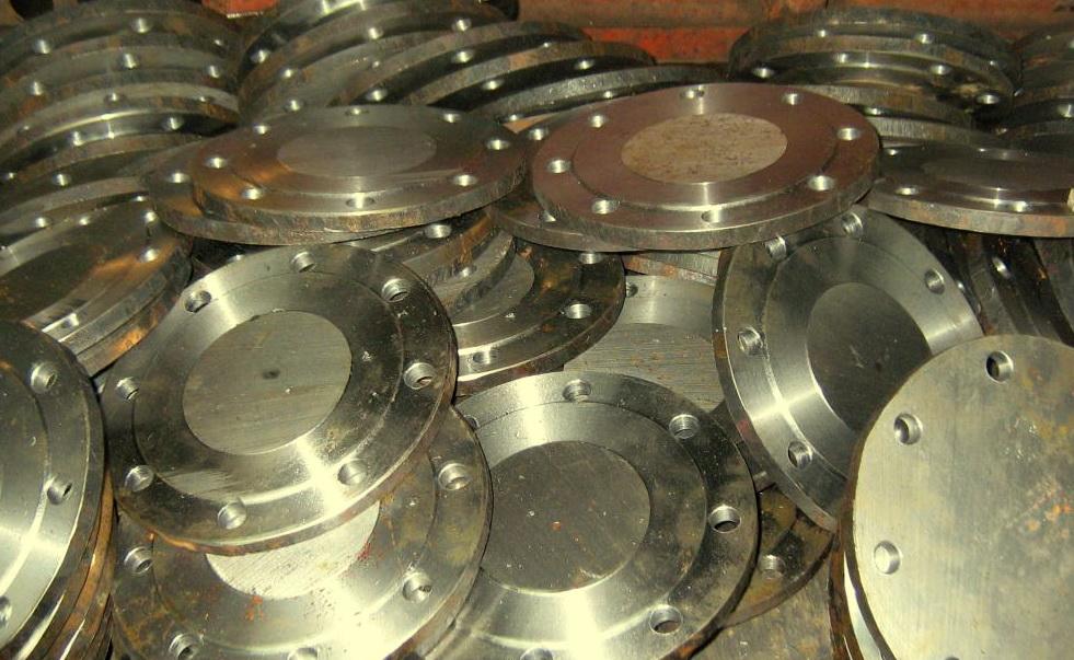 Заглушки стальные фланцевые | фото 1 из 2