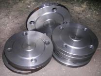 Заглушки стальные фланцевые | фото 2 из 2