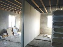 Монтаж ГКЛ на стены, потолки. Монтаж перегородки из гипсокартона  в Красноярске. | фото 3 из 6