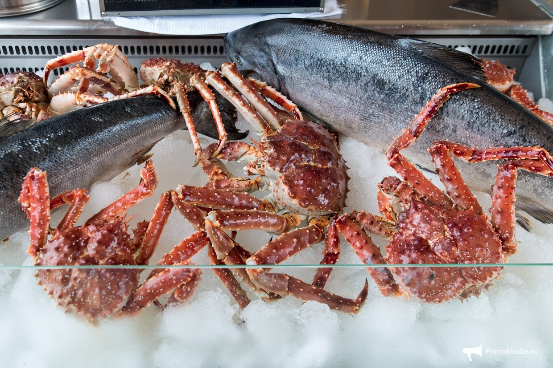 Дальневосточные морепродукты | фото 1 из 1