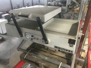 Продается Вакуумный упаковщик Multivac AG 800   фото 1 из 1