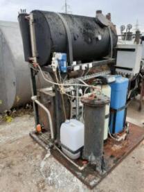 Продается Парогенератор дизельный с водоподготовкой