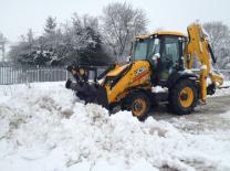 Уборка и вывоз снега с утилизацией в СПБ и ЛО