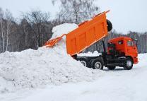 Уборка и вывоз снега с утилизацией в СПБ и ЛО | фото 2 из 4