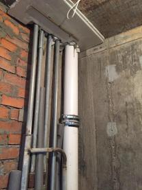 Монтаж системы водоснабжения, канализации и климатического оборудования. | фото 4 из 6