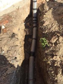 Монтаж системы водоснабжения, канализации и климатического оборудования. | фото 5 из 6