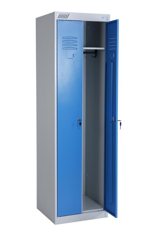 Шкаф металлический для одежды | фото 1 из 3