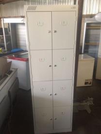 Шкаф металлический для хранения личных вещей | фото 3 из 3