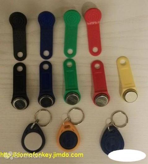 домофонные ключи, изготовление в любом районе Воронежа | фото 1 из 1