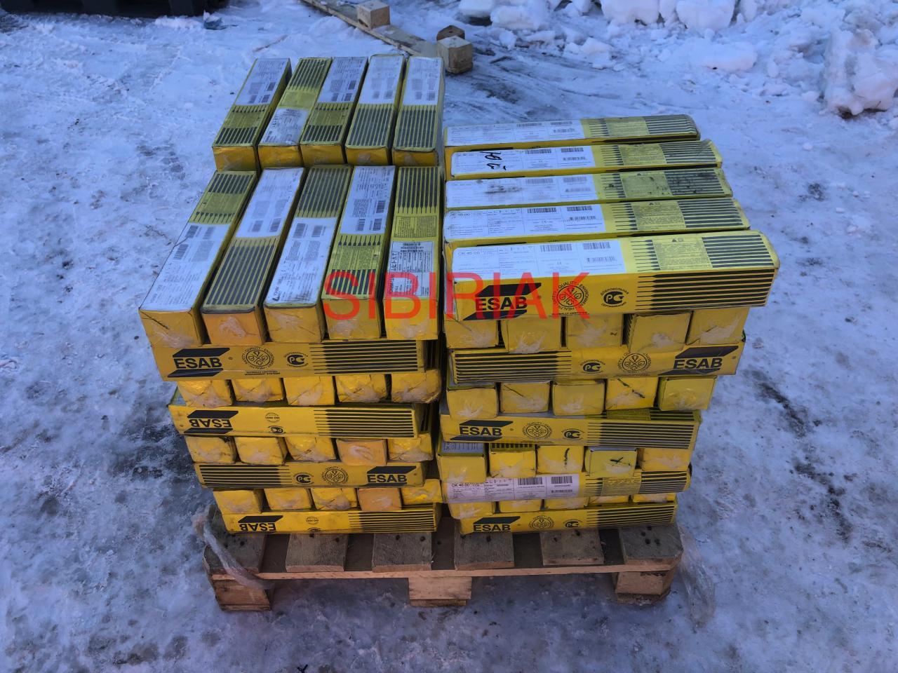 Продам Электроды ЭА 395/9, НИИ 48Г, ОЗЛ-17У, НИАТ-5 | фото 1 из 1