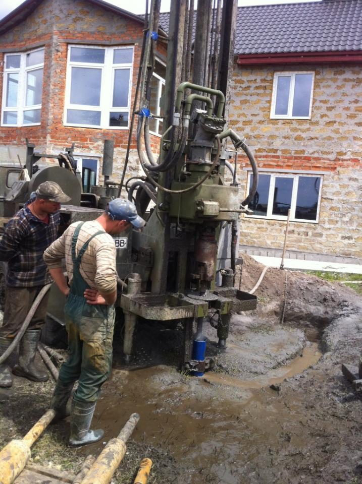 Бурение скважин в Абинске. бурение скважин на воду в Абинском районе | фото 1 из 1