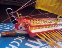 Модель корабля   фото 2 из 5