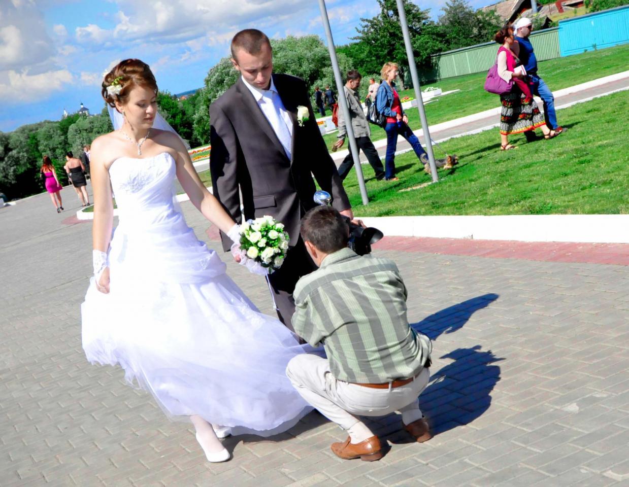 Видеосъемка свадьбы Луховицы | фото 1 из 1