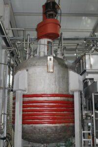 Продается Реактор нержавеющий, объем -10 куб.м | фото 1 из 1