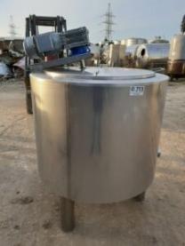 Продается Емкость нержавеющая, объем — 0,3 куб. м. (ВДП, ОЗУ)