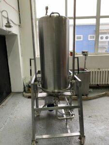Продается Кизельгуровый фильтр Frau impianti FFM 7mq  | фото 1 из 1